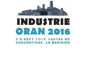 Le Salon International de l'Industrie Oran 2016