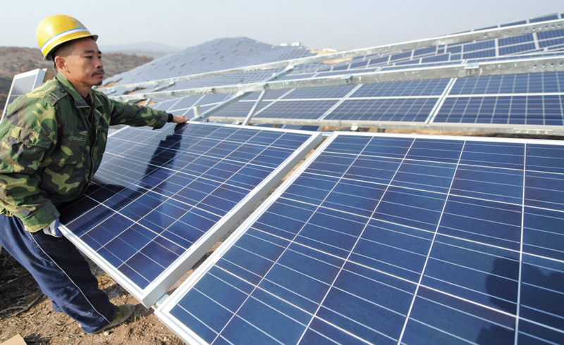 Chine energie renouvelable