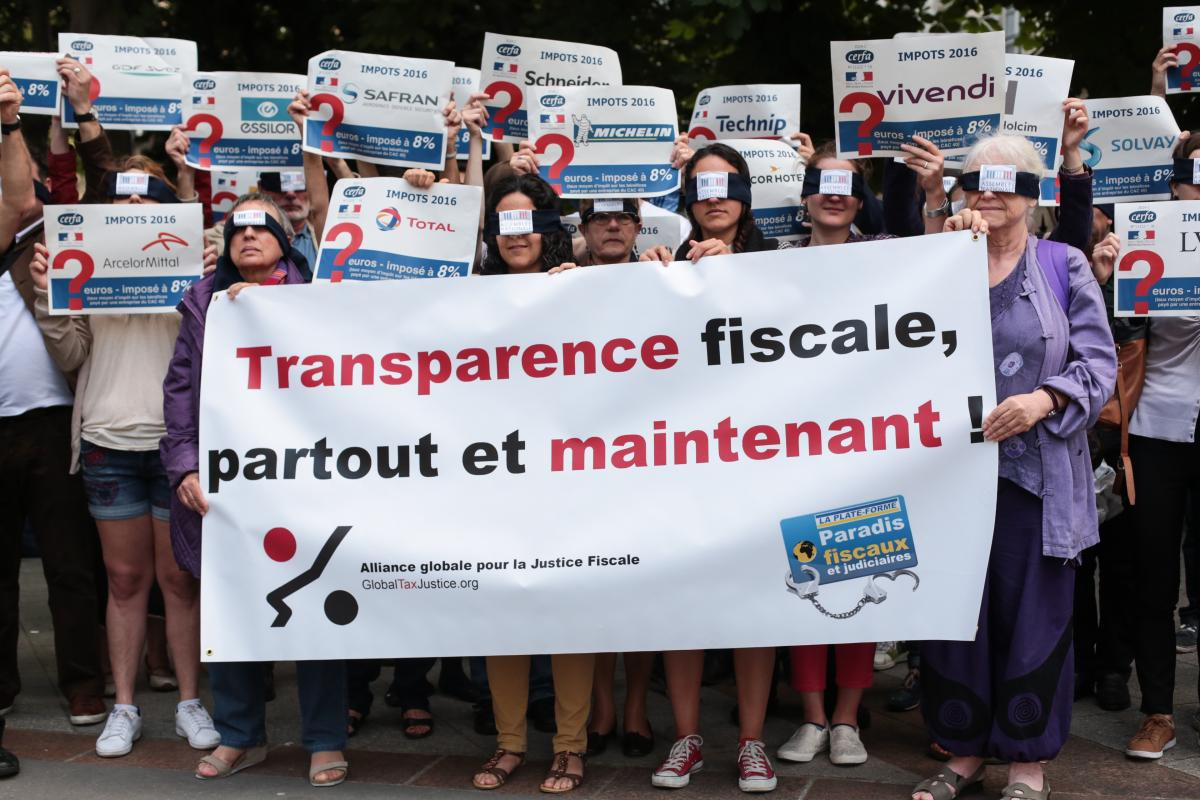 transparence fiscale