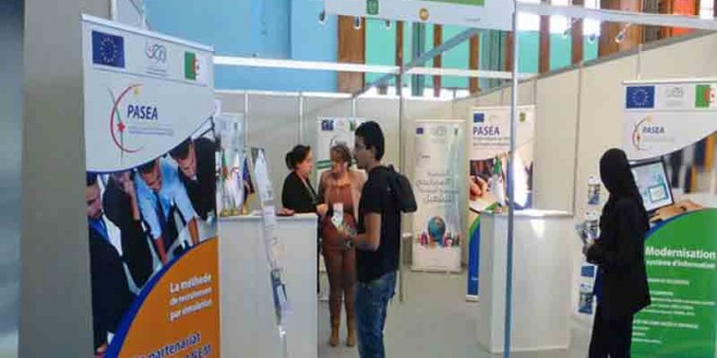 4 me salon de la formation continue et par apprentissage for Salon recrutement 2017