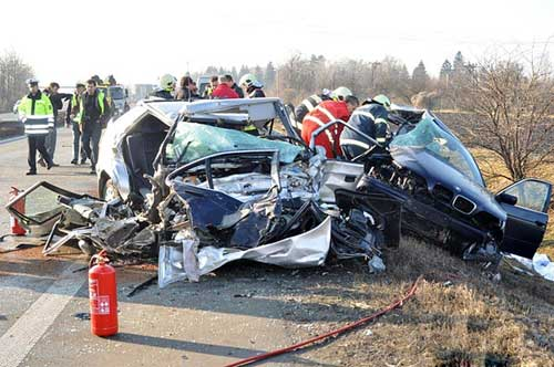 diminution des accidents de la route
