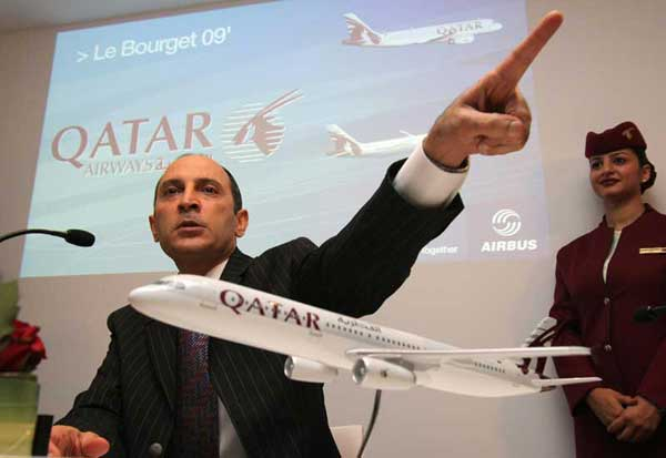 Qatar Airways appelle l'OACI