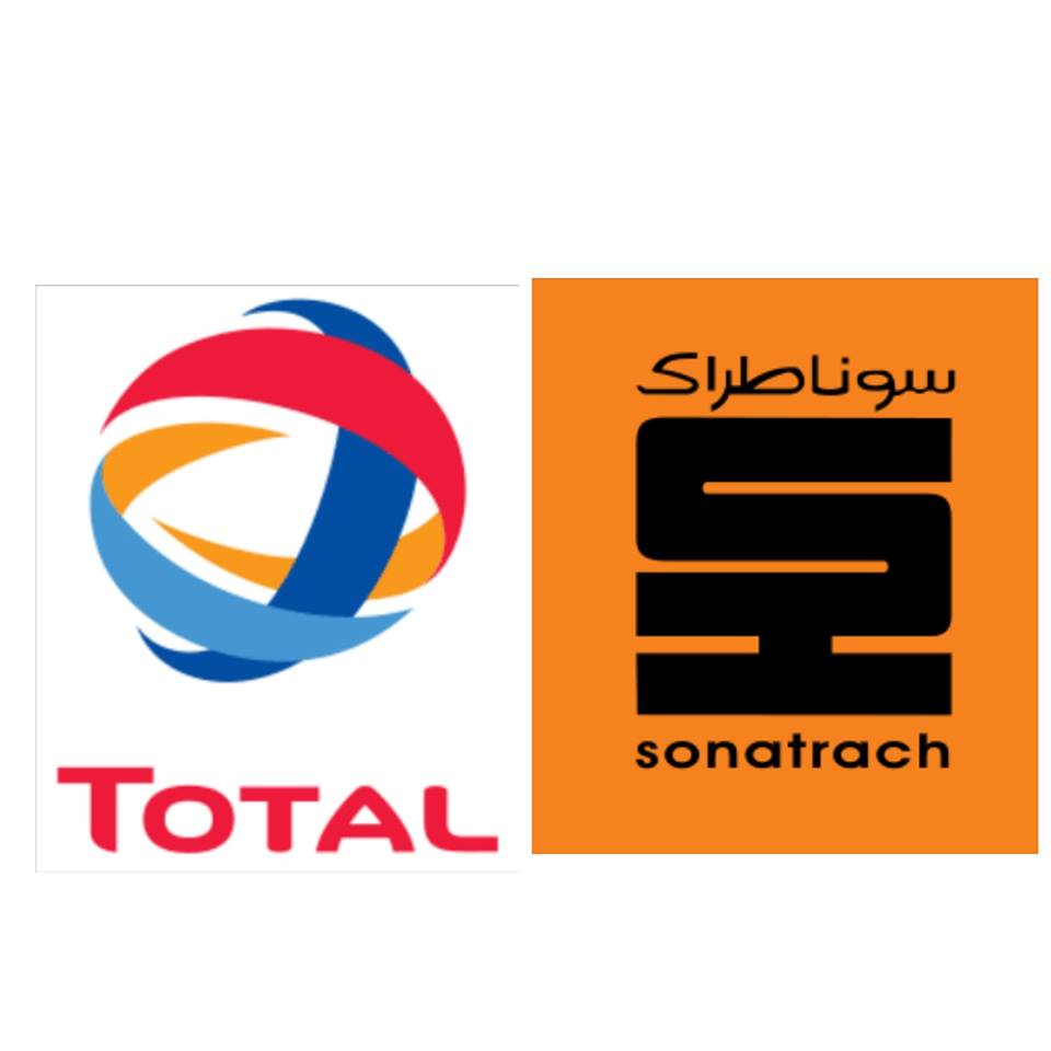 Sonatrach et Total