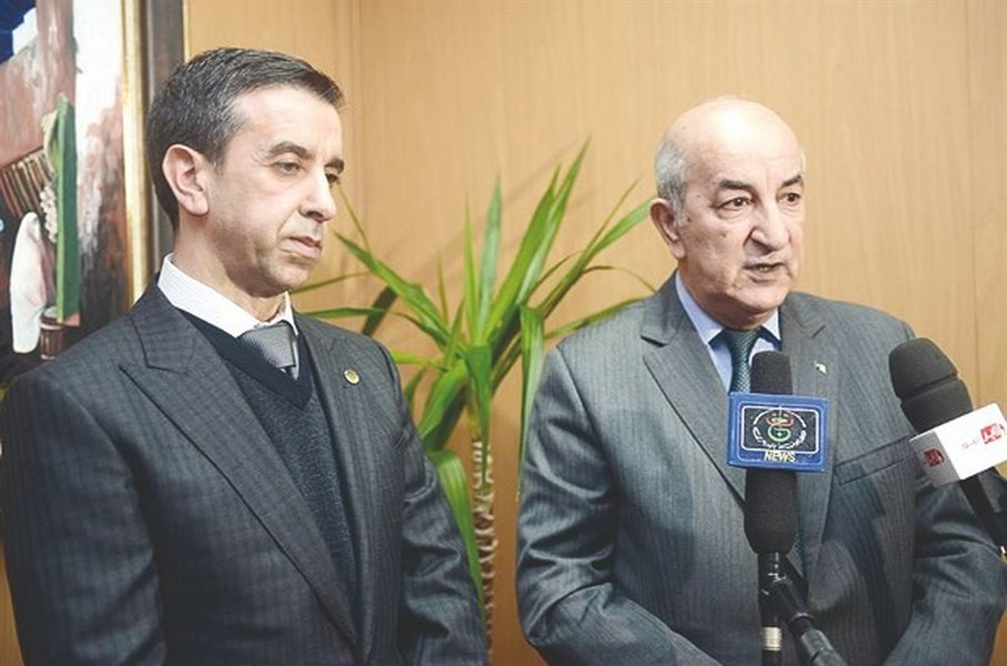 Fce Gouvernement Le Divorce Algerie Eco