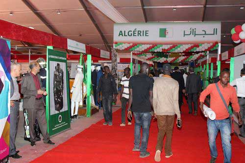 MDN à la foire internationale de Bamako