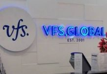 VFS Global met en place un guichet automatique de billets