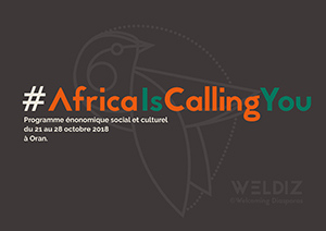 Africa Is Calling You