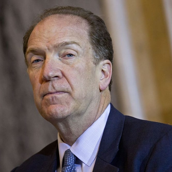 David Malpass