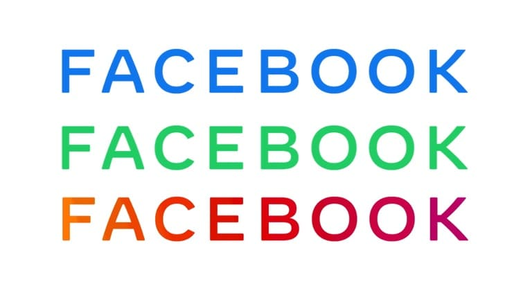 Facebook change le logo de son entreprise