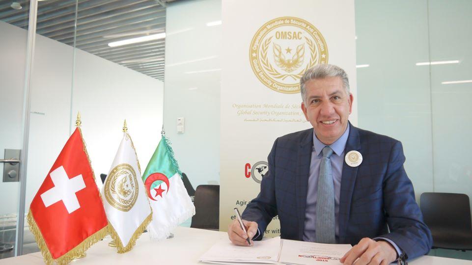 L'algérien Mourad Mazar à la tête de l'Organisation mondiale de sécurité anticorruption